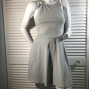 Gray forver21 dress!